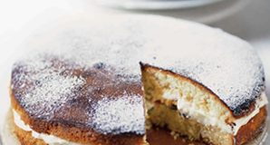 Torta Paradiso con Mascarpone