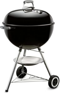 Weber 741001 22-Inch Original Kettle Charcoal Grill