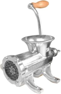 Weston Manual Tinned Meat Grinder and Sausage Stuffer